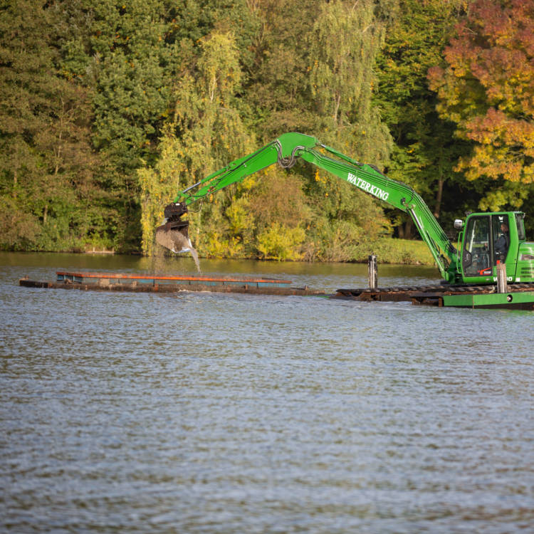 hopper barge 20 m3
