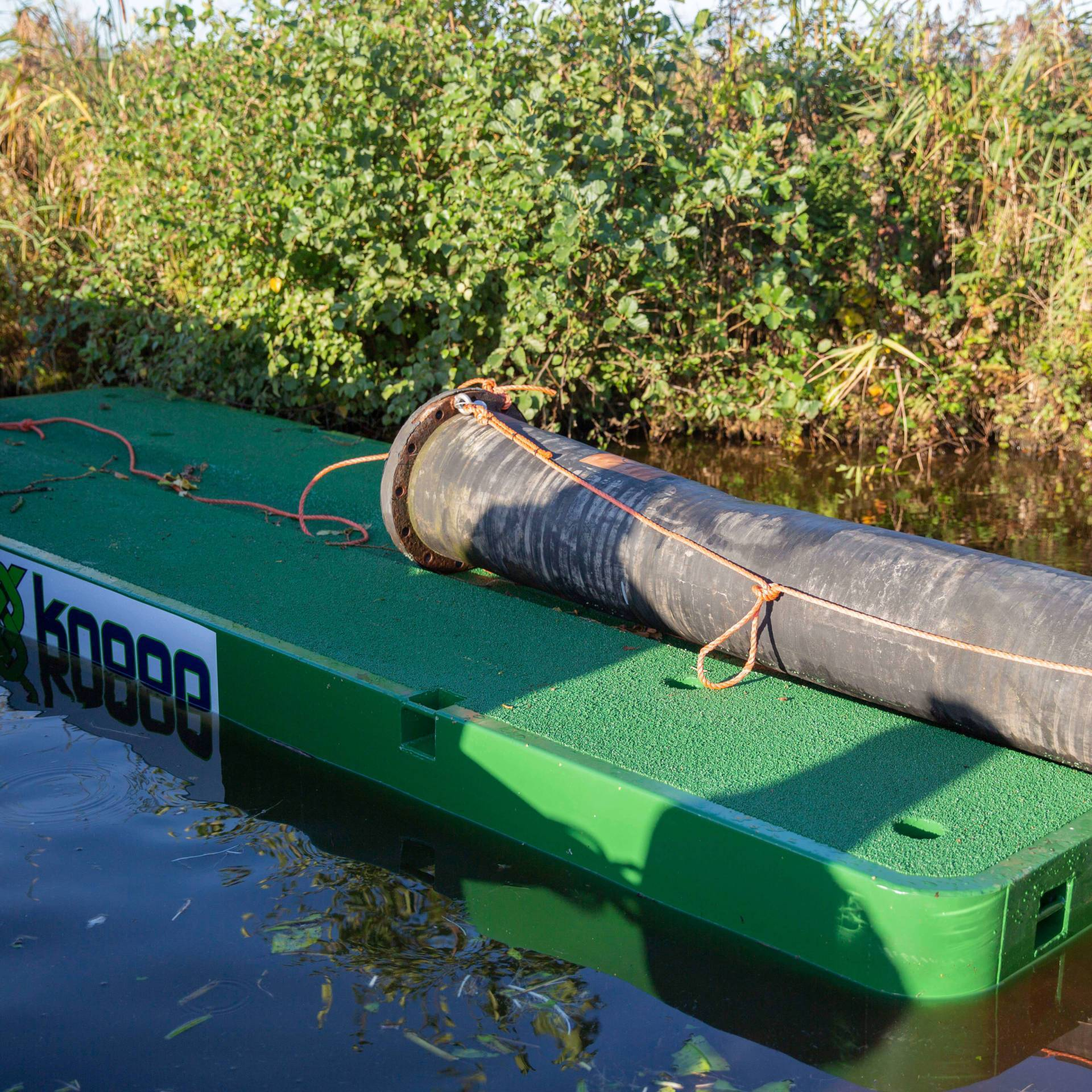 connection pipeline or dredging hoses