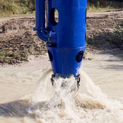 dredge pump DOP