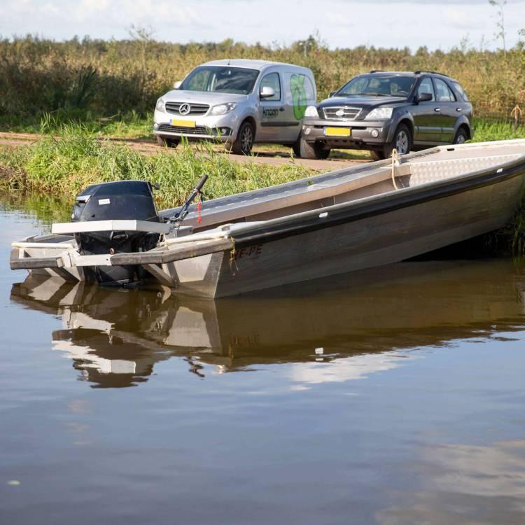 aluminium-werkboot