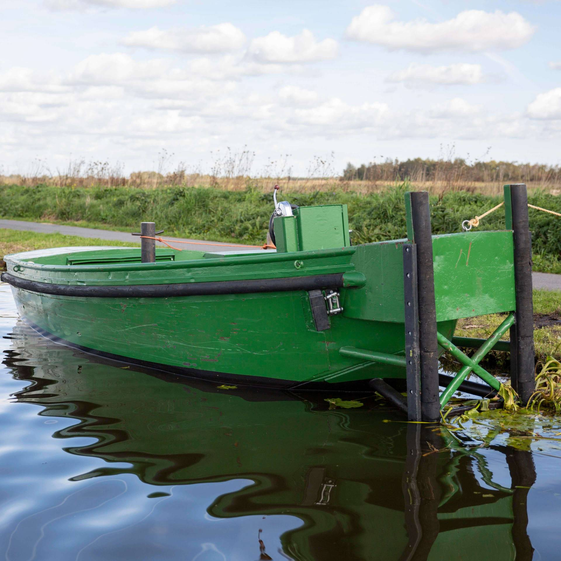 Arbeitsboote